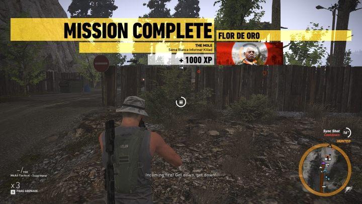 Zabij informatora, by ukończyć misję - Informator | Misje główne w Flor De Oro - Tom Clancys Ghost Recon: Wildlands - poradnik do gry