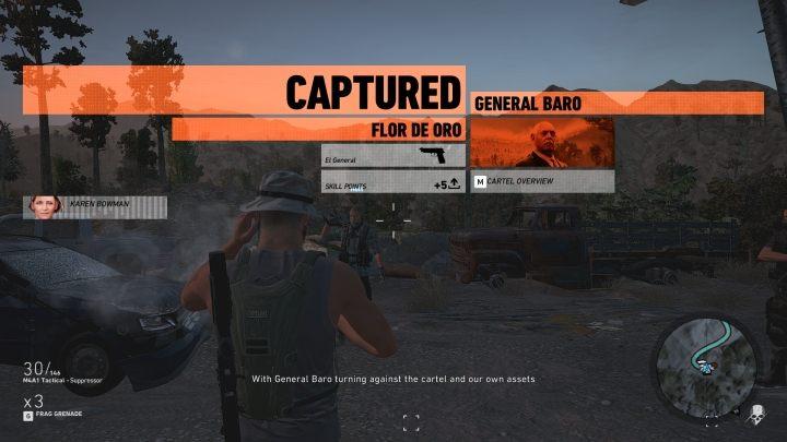 Gdy dotrzesz do punktu pokazanego na mapie, wysiądź i podejdź do drzwi generała - Generał Baro | Misje główne w Flor De Oro - Tom Clancys Ghost Recon: Wildlands - poradnik do gry