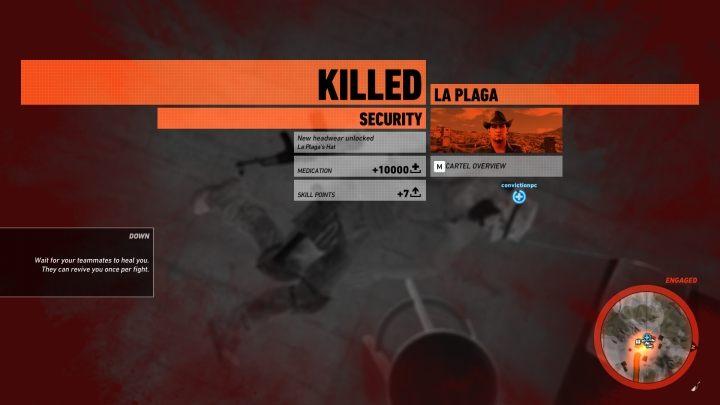 Rozpraw się z nimi i z La Plagą, aby ukończyć misję - La Cruz | Szefowie - Tom Clancys Ghost Recon: Wildlands - poradnik do gry