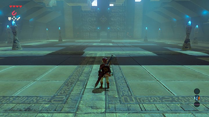 Arena walki - Świątynie (Shrines) w Dueling Peaks Tower - The Legend of Zelda: Breath of the Wild - poradnik do gry