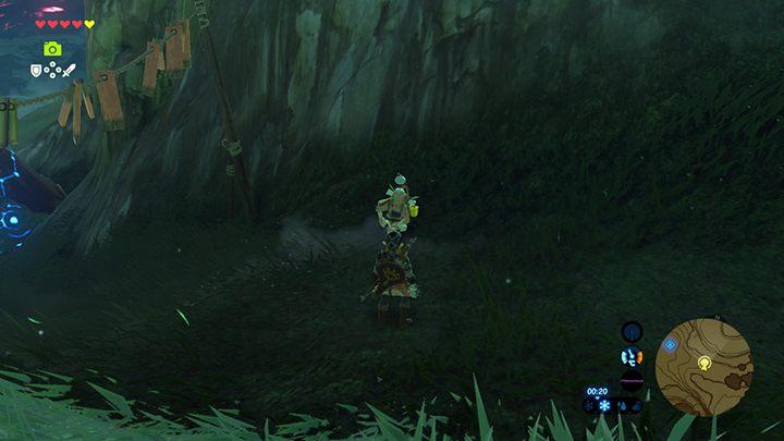 Podróż musisz kontynuować sam - Find the Fairy Fountain   Zadania główne - The Legend of Zelda: Breath of the Wild - poradnik do gry