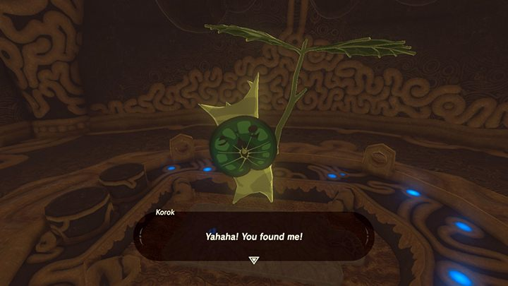 Korok - Korok Seeds Informacje ogólne - The Legend of Zelda: Breath of the Wild - poradnik do gry