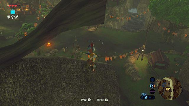 Misko The Great Bandit Zelda >> Dueling Peaks Tower | Zadania poboczne w Zelda: Breath of ...