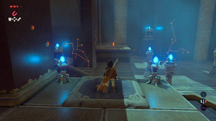 Siła wiatru przeniesie cię na drugą stronę - Świątynie (Shrines) w Dueling Peaks Tower   Zelda: Breath of the Wild - The Legend of Zelda: Breath of the Wild - poradnik do gry