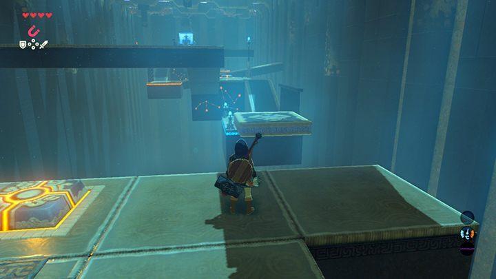 Aktywuj platformę - Świątynie (Shrines) w Dueling Peaks Tower   Zelda: Breath of the Wild - The Legend of Zelda: Breath of the Wild - poradnik do gry
