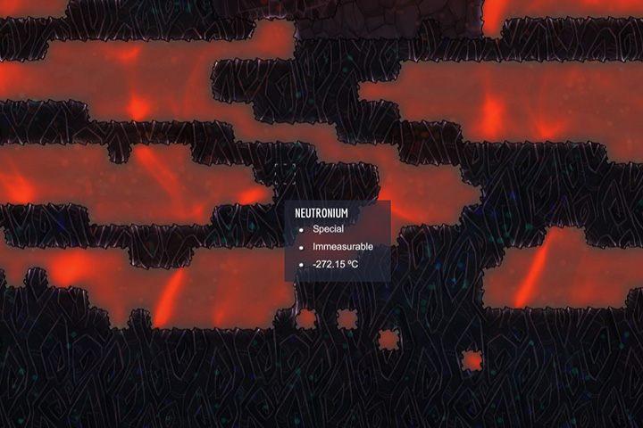 Neutronium - Minerały, skały i metale w Oxygen Not Included - Oxygen Not Included - poradnik do gry