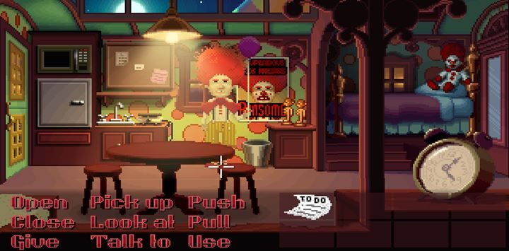 Przeszukaj pokój Ransoma i przeczytaj notki z tablicy. - Part 1 - The Meeting / Part 2 - The Body | Opis przejścia - Thimbleweed Park - poradnik do gry