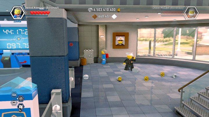 Sekrety Na Posterunku Mapy Sekretów Lego City Tajny Agent