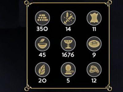 W grze istnieje 9 surowców, którymi najczęściej będziesz się posługiwał - Surowce i rozbudowa wioski - Expeditions: Viking - poradnik do gry