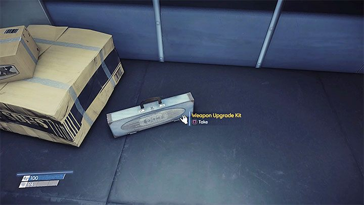 Przykładowe ulepszenie broni - Ulepszenia broni | Sekrety i ważne przedmioty - Prey - poradnik do gry