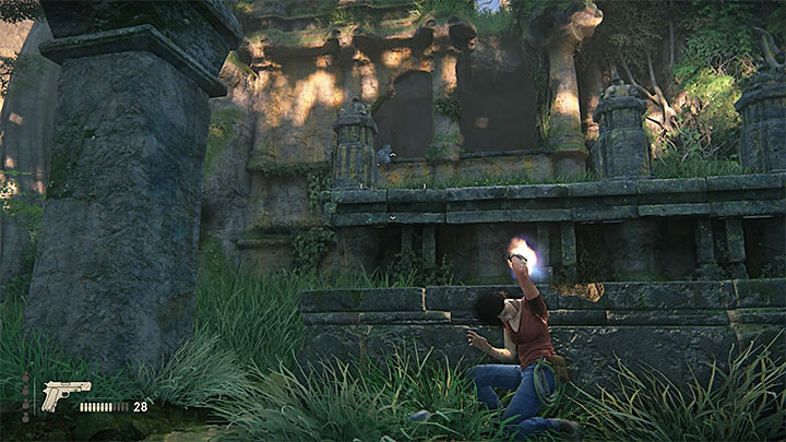 Rodzaj trofeum: Brązowe - Lista trofeów w Uncharted: Zaginione dziedzictwo - Uncharted: Zaginione Dziedzictwo - poradnik do gry