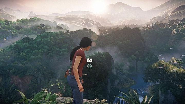 Zdjęcie możesz zrobić od razu po rozpoczęciu rozdziału - 3 - Powrót do korzeni | Opis przejścia - Uncharted: Zaginione Dziedzictwo - poradnik do gry