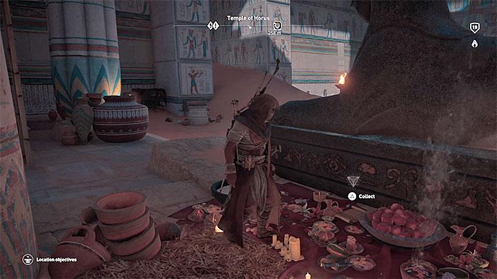 1 - Papirusy Sapi-Res Nome - Assassins Creed Origins - poradnik do gry