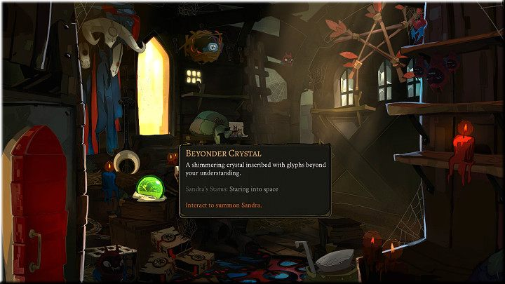W trakcie rozgrywki otrzymasz Beyonder Crystal, który pozwala na wykonywanie Scribe Trials w których bierze udział tylko jedna, wybrana postać - Podstawy rozgrywki - Pyre - poradnik do gry