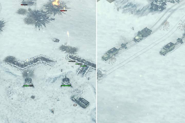 Najlepszą i najtańszą formą obrony przeciwko opancerzonym pojazdom wroga są działa przeciwpancerne, mogą się oraz być holowane przez ciężarówki i niektóre pojazdy. - Działa przeciwpancerne i niszczyciele czołgów | Typy wojsk - Sudden Strike 4 - poradnik do gry