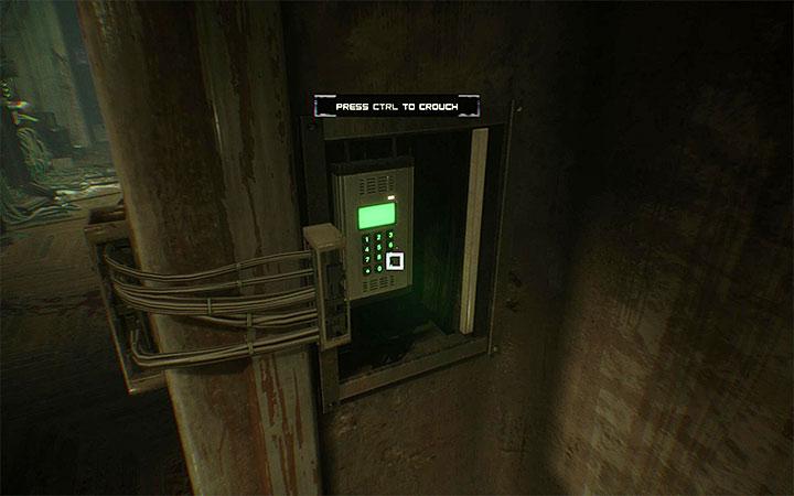 1 - Zbadanie miejsca zbrodni w mieszkaniu 007 | Opis przejścia - Observer - poradnik do gry