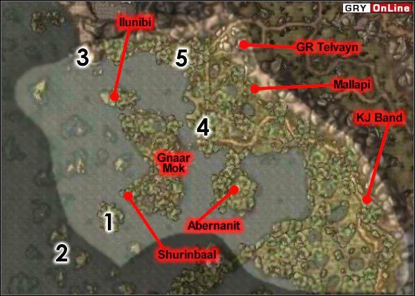 Morrowind coc gnaar mok