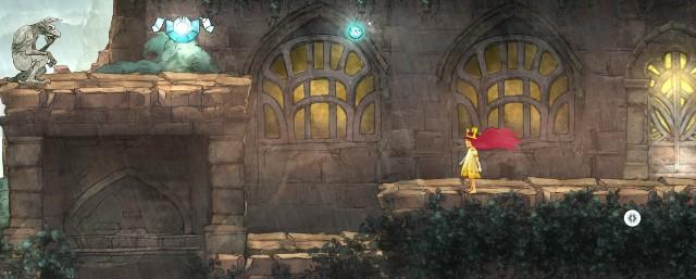 Po wyjściu idź w lewo - Rozdział 2 - The Queen of Light | Opis przejścia - Child of Light - poradnik do gry