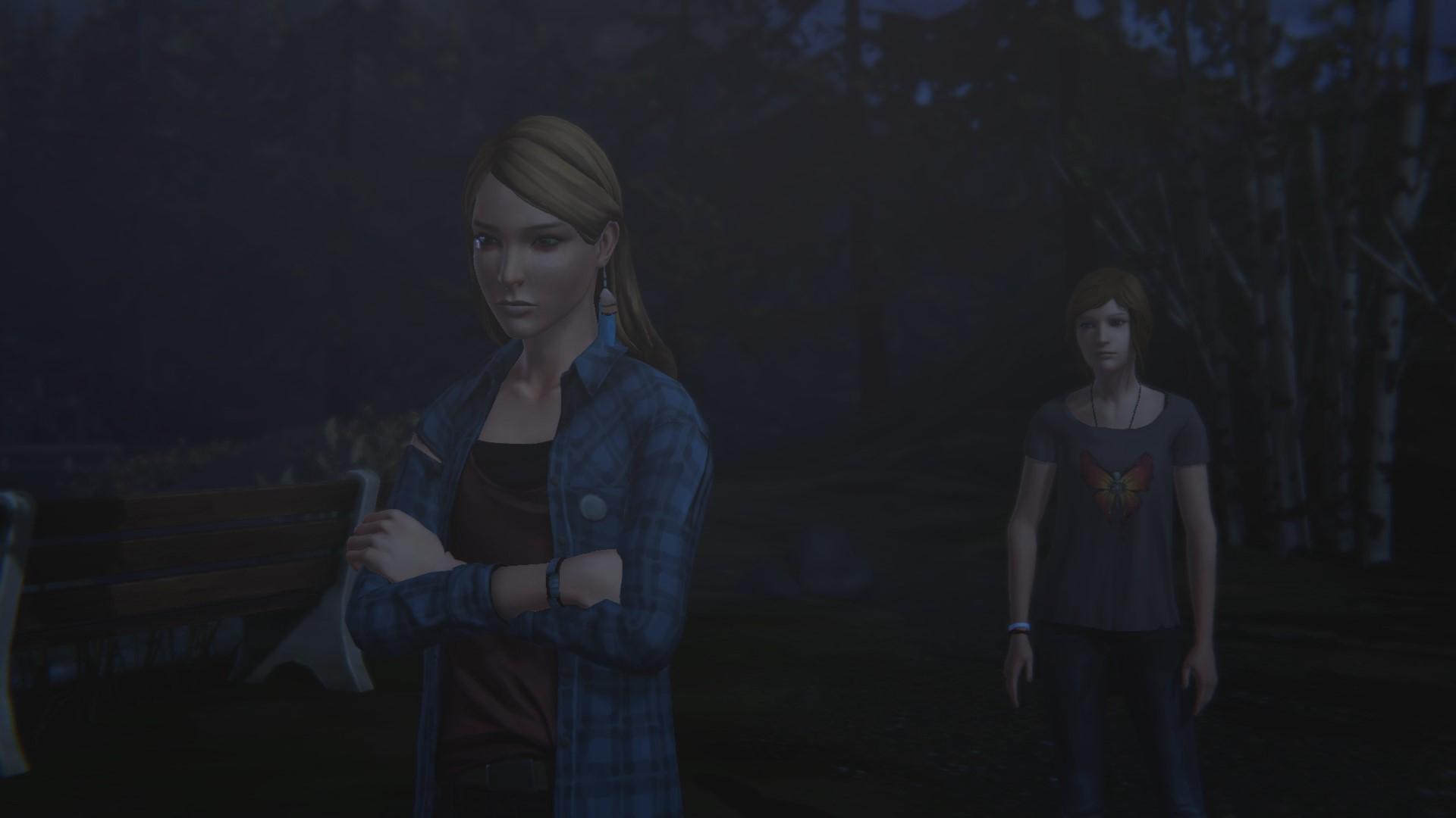 Ponownie spotkasz się z Rachel - Rozdział 5 | Solucja | Epizod 1 - Awake - Life Is Strange: Before the Storm - poradnik do gry