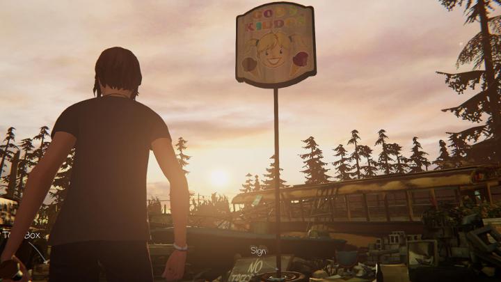 Kolejne graffiti jest dostępne podczas szału Chloe i rozwalaniu pobliskich przedmiotów - Wszystkie Graffiti | Epizod 1 - Life Is Strange: Before the Storm - poradnik do gry