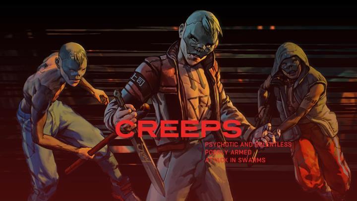 1 - Gniazdo Creepsów | Opis przejścia - Ruiner - poradnik do gry
