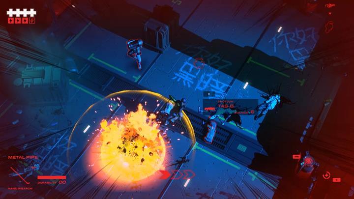 3 - Dziura Ognia | Opis przejścia - Ruiner - poradnik do gry