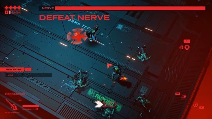1 - Nerve | Opis przejścia - Ruiner - poradnik do gry