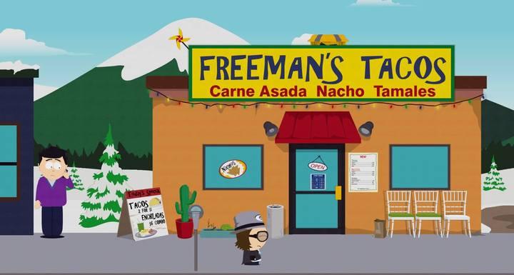 Freemans Tacos przy Ulicy Głównej - Pogadanka, Dotyk Wiary, Zaklinacz burrito | Opis przejścia - Zadania główne - South Park: The Fractured But Whole - poradnik do gry