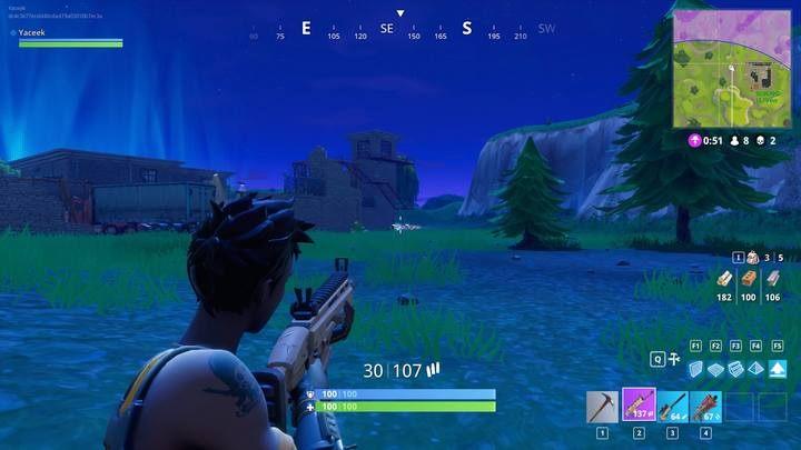Скриншот weapon bloom в Fortnite Battle Royale