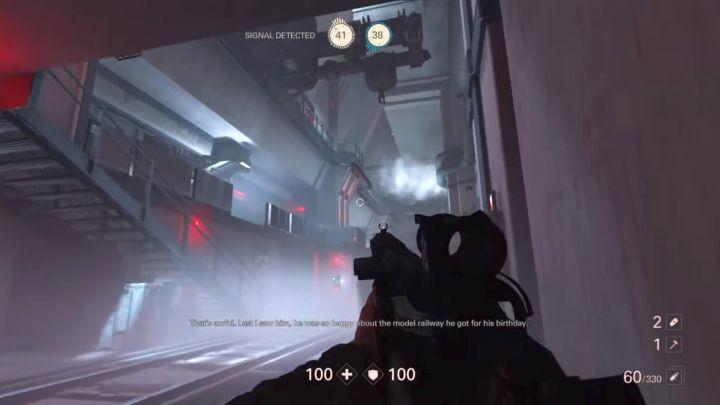 Musisz dostać się do wnętrza muru. - Misje überdowódców - Nowy Orlean - Wolfenstein II: The New Colossus - poradnik do gry