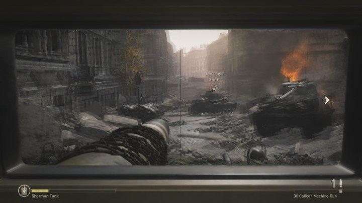 3 - Przypadkowe ofiary - Collateral Damage - Solucja - Call of Duty: WW2 - poradnik do gry