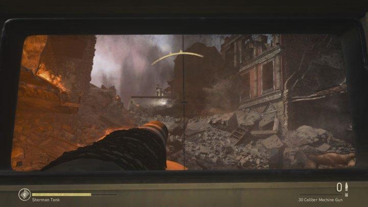 4 - Przypadkowe ofiary - Collateral Damage - Solucja - Call of Duty: WW2 - poradnik do gry
