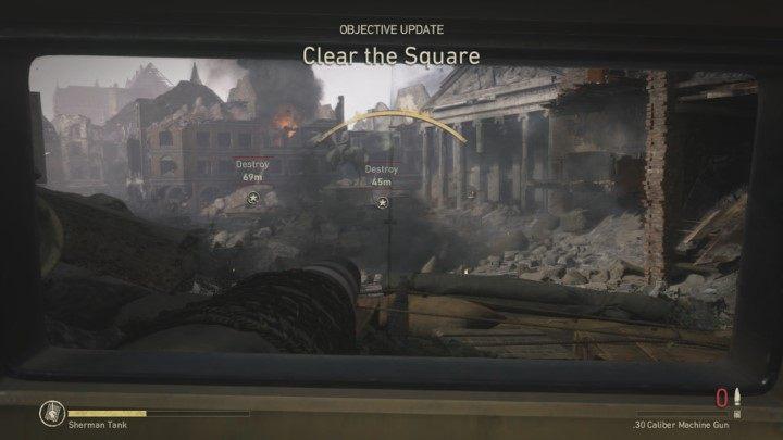 5 - Przypadkowe ofiary - Collateral Damage - Solucja - Call of Duty: WW2 - poradnik do gry