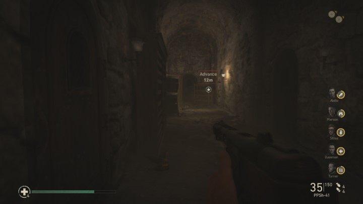 8 - Przypadkowe ofiary - Collateral Damage - Solucja - Call of Duty: WW2 - poradnik do gry