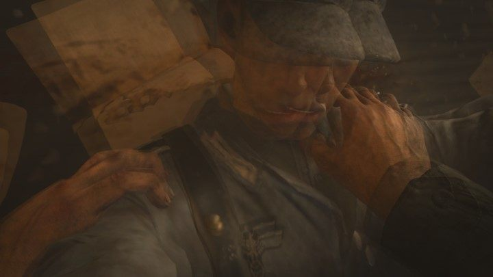 10 - Przypadkowe ofiary - Collateral Damage - Solucja - Call of Duty: WW2 - poradnik do gry