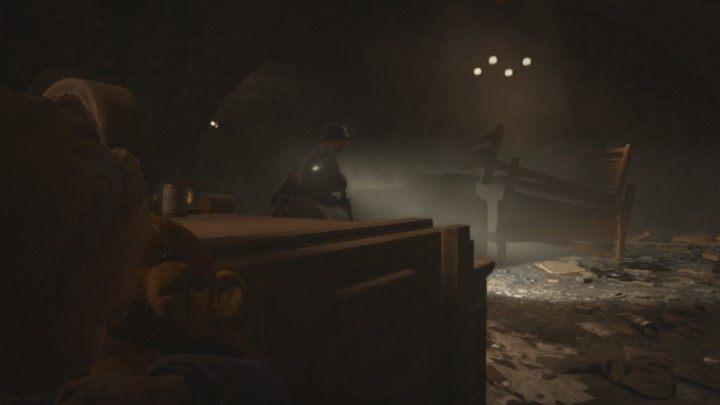 11 - Przypadkowe ofiary - Collateral Damage - Solucja - Call of Duty: WW2 - poradnik do gry