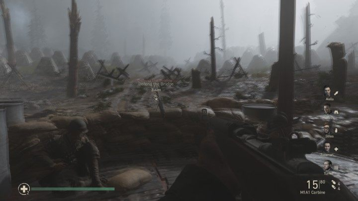 2 - Fabryka śmierci - Death Factory - Solucja - Call of Duty: WW2 - poradnik do gry