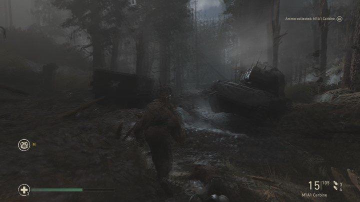 6 - Fabryka śmierci - Death Factory - Solucja - Call of Duty: WW2 - poradnik do gry