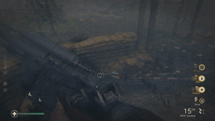 4 - Wzgórze 493 - Hill 493 - Solucja - Call of Duty: WW2 - poradnik do gry