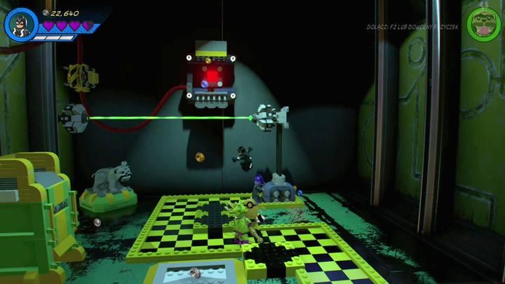 W środku znajdziesz kilka pojemników - Misja 13 - Błądzić jest rzeczą nieludzką | Solucja - LEGO Marvel Super Heroes 2 - poradnik do gry