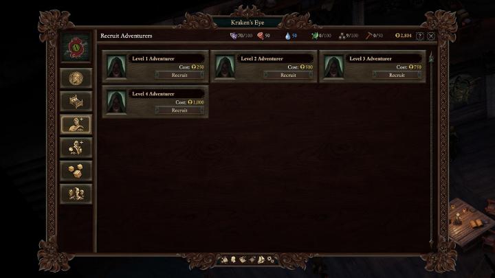 Kupno towarzysza w karczmie pozwala stworzyć dowolną postać. - Jak łatwo zrekrutować pierwszych towarzyszy w Pillars of Eternity 2? - Pillars of Eternity 2 Deadfire - poradnik do gry