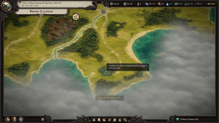 Lokacje na mapie oferują nie tylko nowe przedmioty, ale też np. miejsca, w których możesz handlować. - Jak szybko się wzbogacić w Pillars of Eternity 2? - Pillars of Eternity 2 Deadfire - poradnik do gry