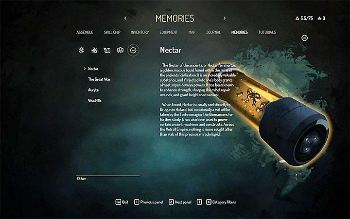 Nektar to unikalna substancja w grze Seven: The Days Long Gone, która pozwala na korzystanie z umiejętności oraz ulepszanie ich - Gdzie odnajdywać Nektar i do czego służy? - Seven The Days Long Gone - poradnik do gry