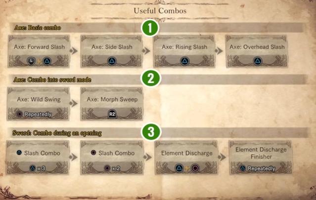 1 - Switch Axe | Bronie - Monster Hunter World - poradnik do gry