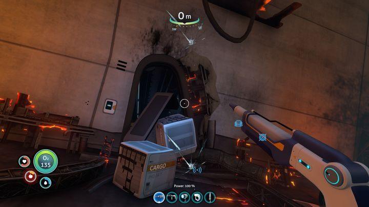 Dostanie się na pokład będzie możliwe, tylko wtedy, gdy zdobędziesz działko grawitacyjne (Propulsion Cannon) - Jak wejść do Aurory w Subnautica? - Subnautica - poradnik do gry