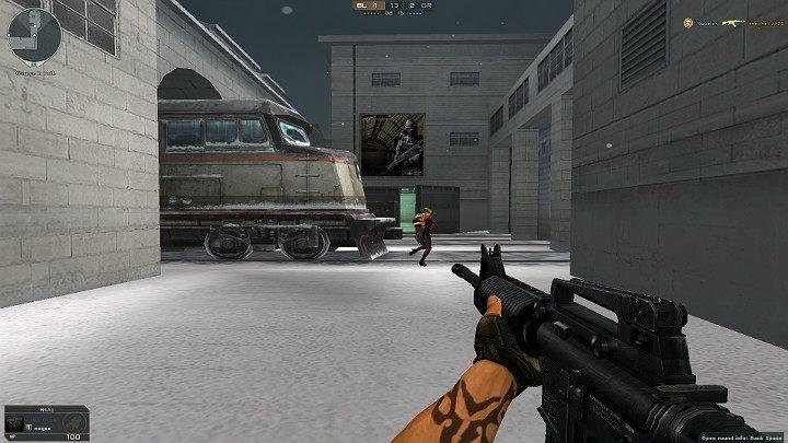 Strefowanie jest techniką wykorzystywaną w każdej grze typu FPS - Poruszanie się w CrossFire | Rozgrywka - CrossFire - poradnik do gry