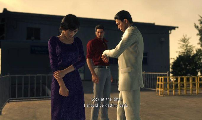 3 - Yakuza 6 - Rozdział 5 - Masked - Yakuza 6: The Song of Life - poradnik do gry