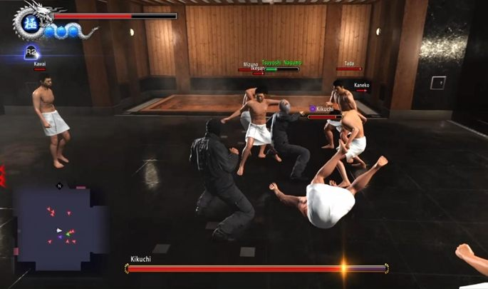 5 - Yakuza 6 - Rozdział 5 - Masked - Yakuza 6: The Song of Life - poradnik do gry