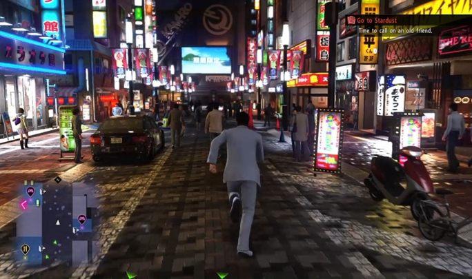 1 - Yakuza 6 - Rozdział 6 - Footsteps - Yakuza 6: The Song of Life - poradnik do gry
