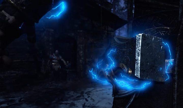 Скрытое окончание в новом God of War на PS4